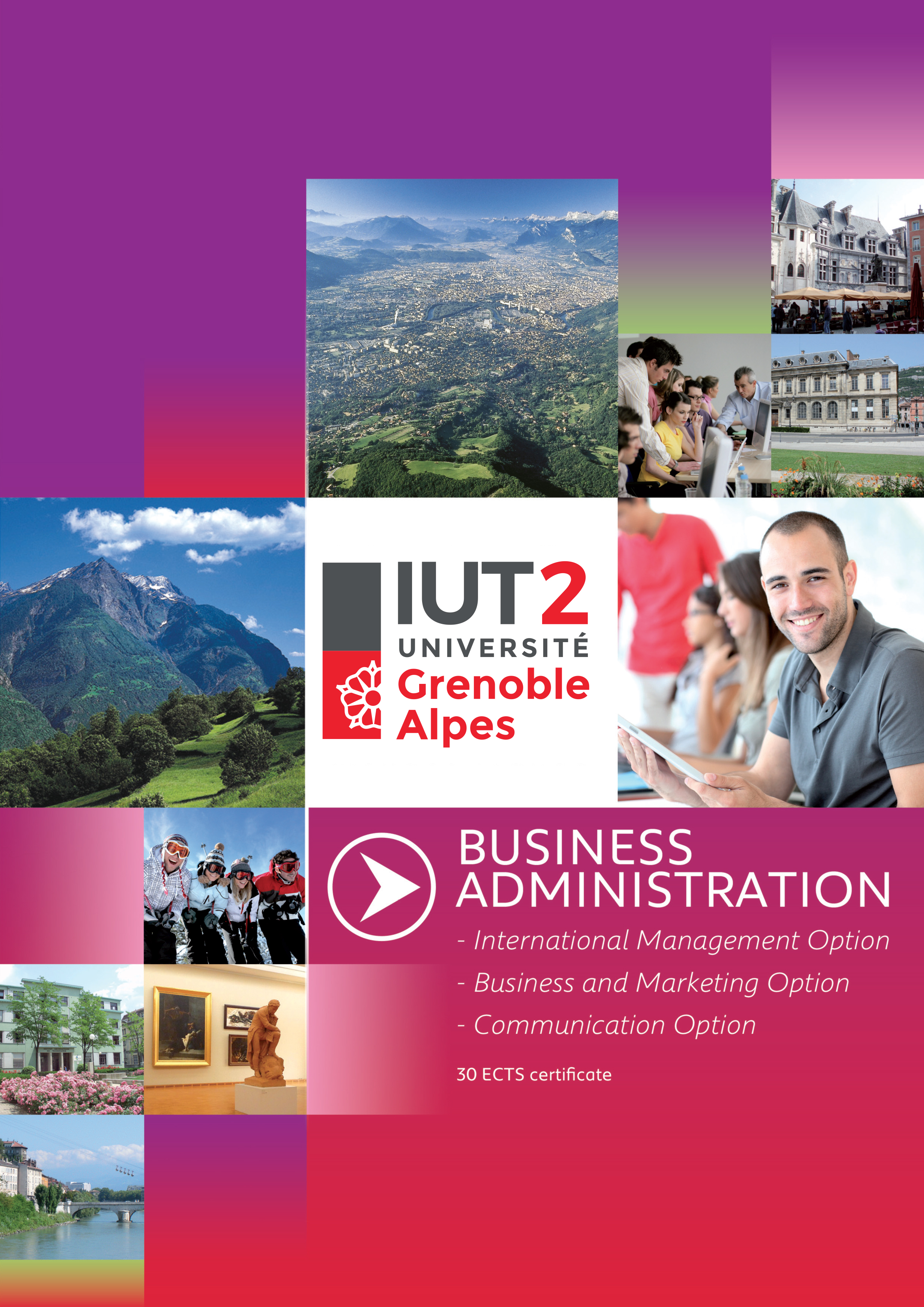 Brochure Business Administration